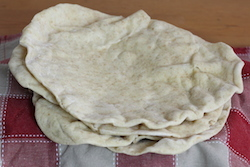 Big Soft Pitas