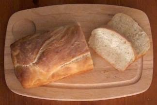 A basic recipe for delicious, ordinary white bread