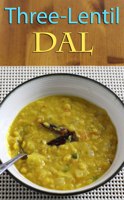 A description of my experiences making dal at home