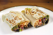 Vegan Bean Burritos Packed Full of Veggies